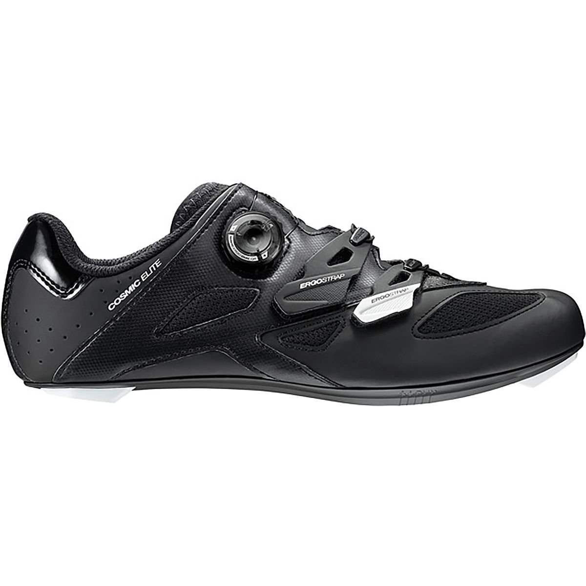Mavic Cosmic Elite Cycling Shoes - Men's B01LYVQAYM 11 UK/11.5 US Black/White/Black