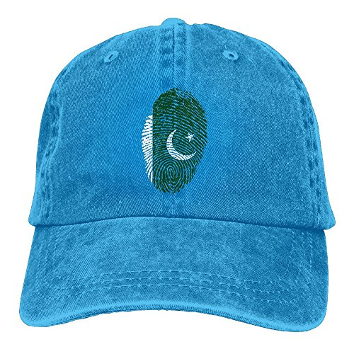 SDFS83 Pakistan Adult Cowboy Hat Baseball Cap Adjustable Athletic Making New Style Hat For Men and - Pakistan New The