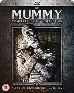 The Mummy: Complete Legacy Col