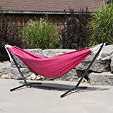 Vivere Double Polyester Hammock with 9ft Space