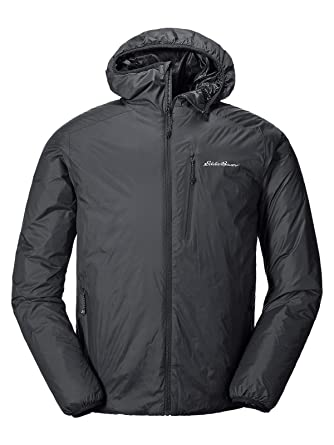 33677c02dd43 Eddie Bauer Men s EverTherm Down Hooded Jacket at Amazon Men s ...
