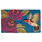 "Best Home & More Home Products Hummingbirds - Home & More 120262436 Hummingbird Delight Doormat 24"" Review"