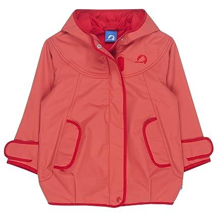 Finkid Lokki niña Parka Zip en chaqueta Outdoor Persa Red ...