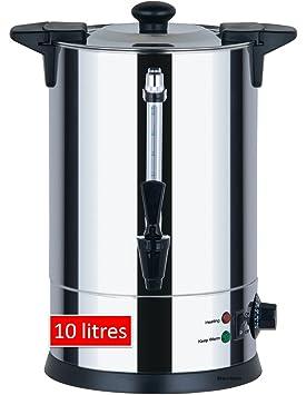 Casselin CDEC10 - Dispensador de agua caliente, 10 litros: Amazon.es: Hogar