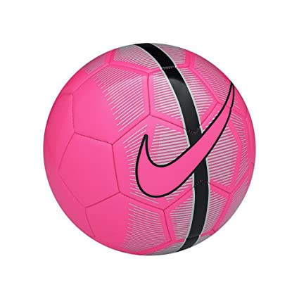 5cad1c7a7 Image Unavailable. Image not available for. Color  Nike Mercurial Fade  Soccer Ball Size 5 Pink