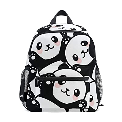 Baofu Panda Backpack For for Kids Boys Girls Kindergarten Students(Mini): Clothing