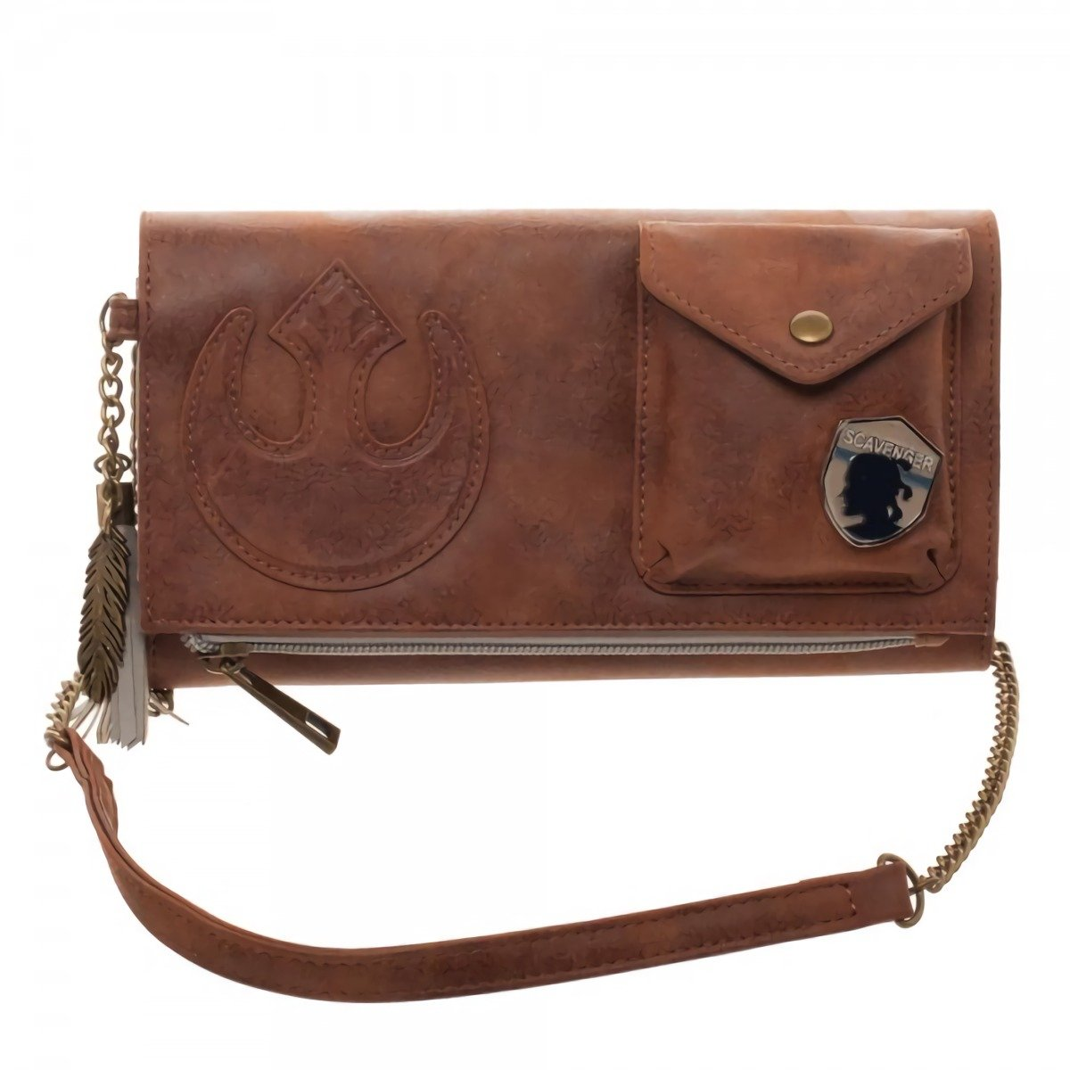 Star Wars: The Last Jedi Rebel Crossbody billetera