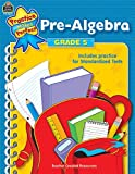 Pre-Algebra, Grade 5, Robert Smith, 0743986350