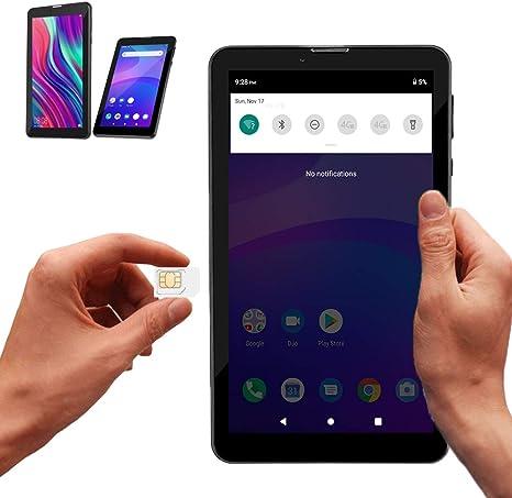 Indigi® 2-en-1 Phablet 7 in 3G AT&T Smartphone Android Tablet Google Play Store desbloqueado: Amazon.es: Electrónica
