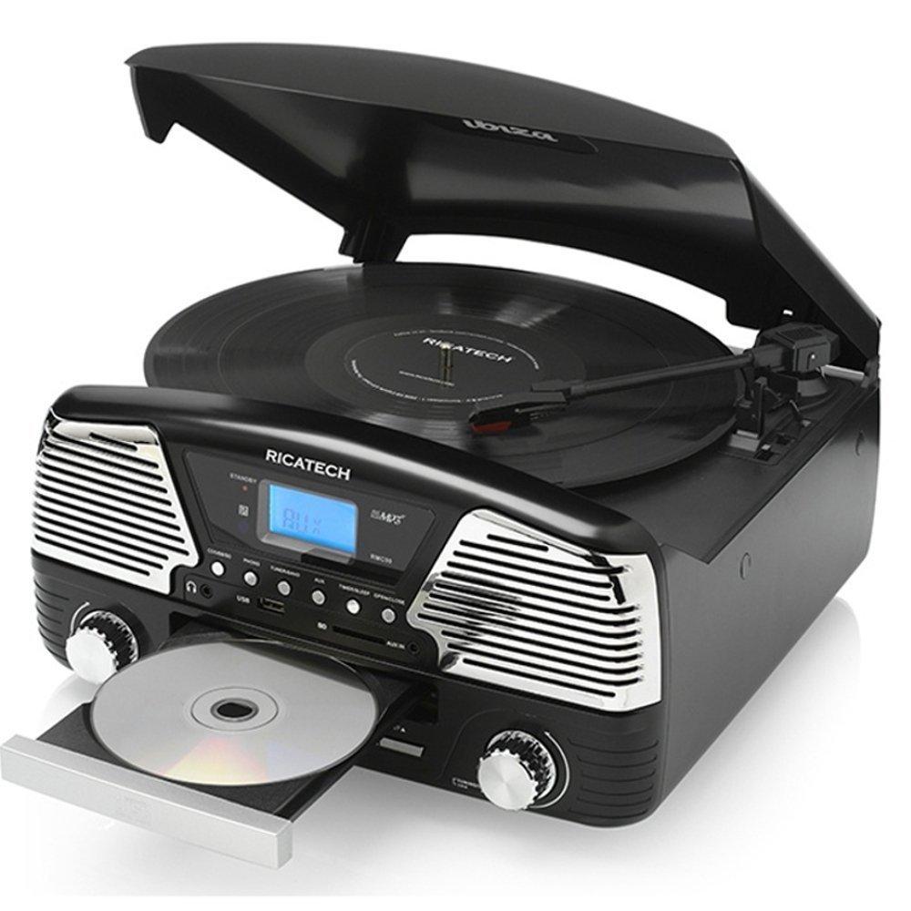 rmc90 Ibiza Tocadiscos, reproductor de CD, radio ...