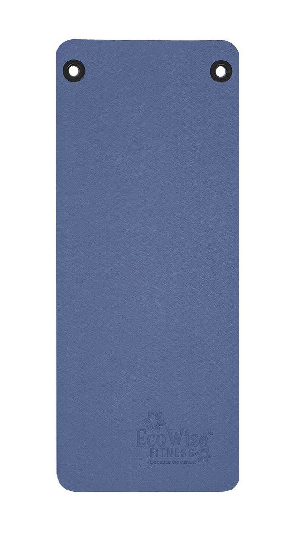 ECO-WISE EcoWise Deluxe Workout Fitness Mat, 5 8 x23 x72