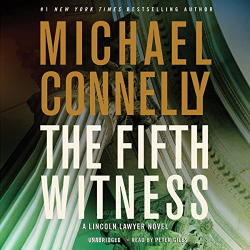 The Fifth Witness Audiobook [Free Download by Trial] thumbnail