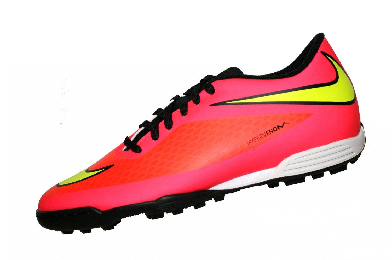 Nike Hypervenom Phade TF, Herren Schuhe Fuszlig;ball Training  44.5|Rosa - rose