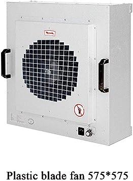 YJINGRUI Unidad de filtro de ventilador HEPA Filtro de flujo ...