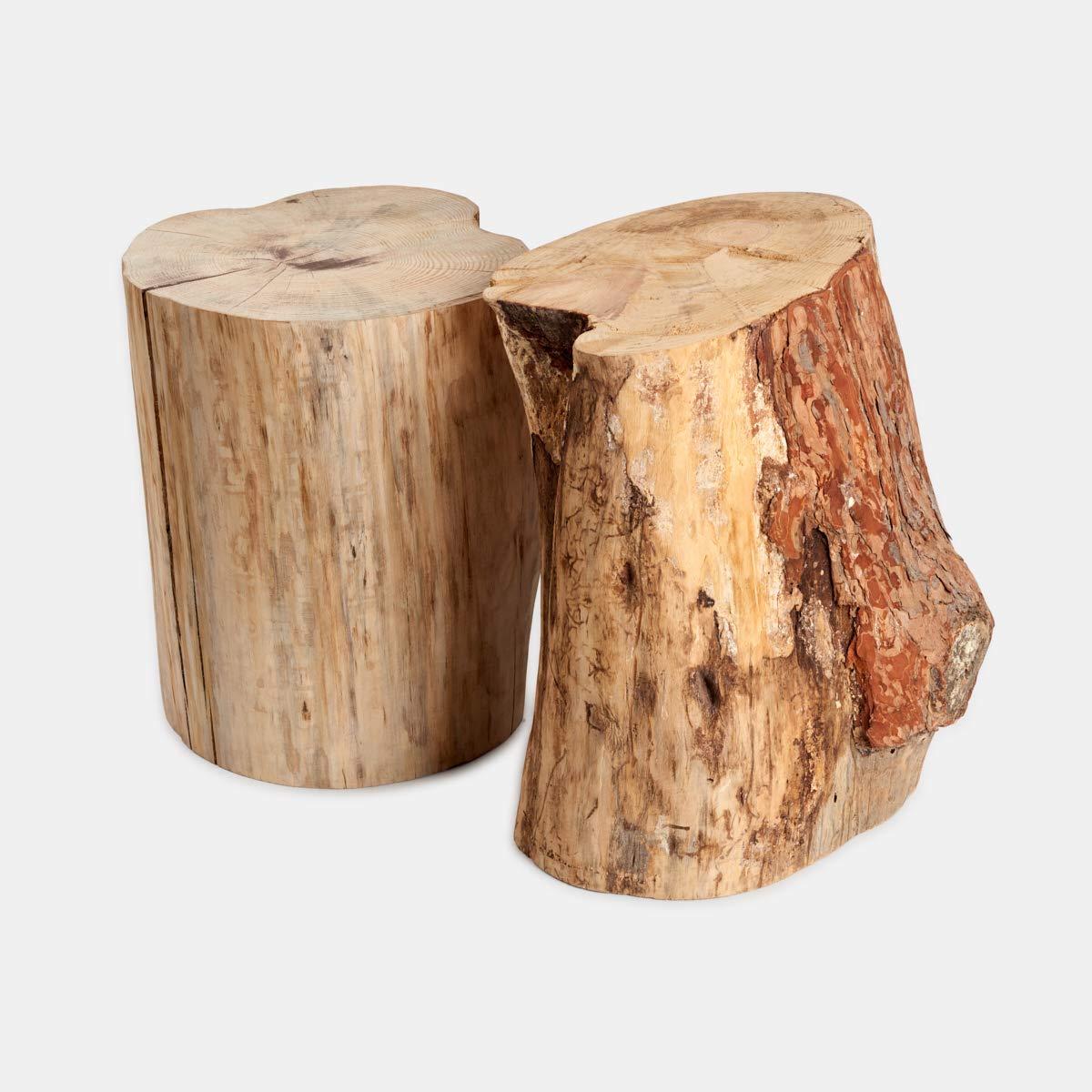 bde8909ba Rebajas Ofertas tocón troncos madera de pino macizo tocon árbol: Amazon.es:  Handmade