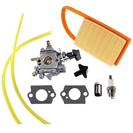 Huri carburador combustible línea filtro de aire Kit de ...