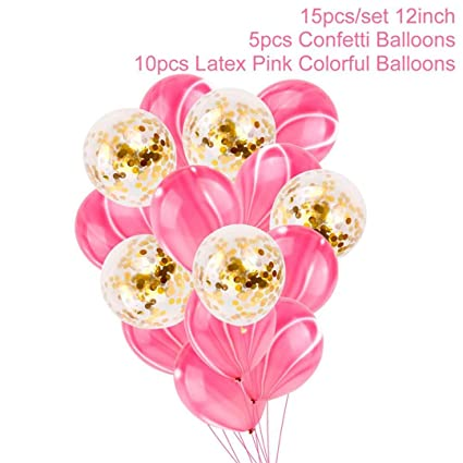 Amazon Zpriting Baloons 1St Birthday Balloon Air 2Nd One 1 2