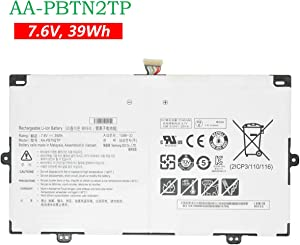 BOWEIRUI AA-PBTN2TP (7.6V 39Wh 5140mAh) Laptop Battery Replacement for Samsung XE513C24 XE513C24-K01US XE510C24 XE510C24-K04US Series Notebook BA43-00380A