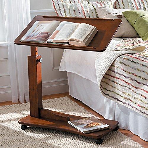Adjustable Table - Rubbed Walnut