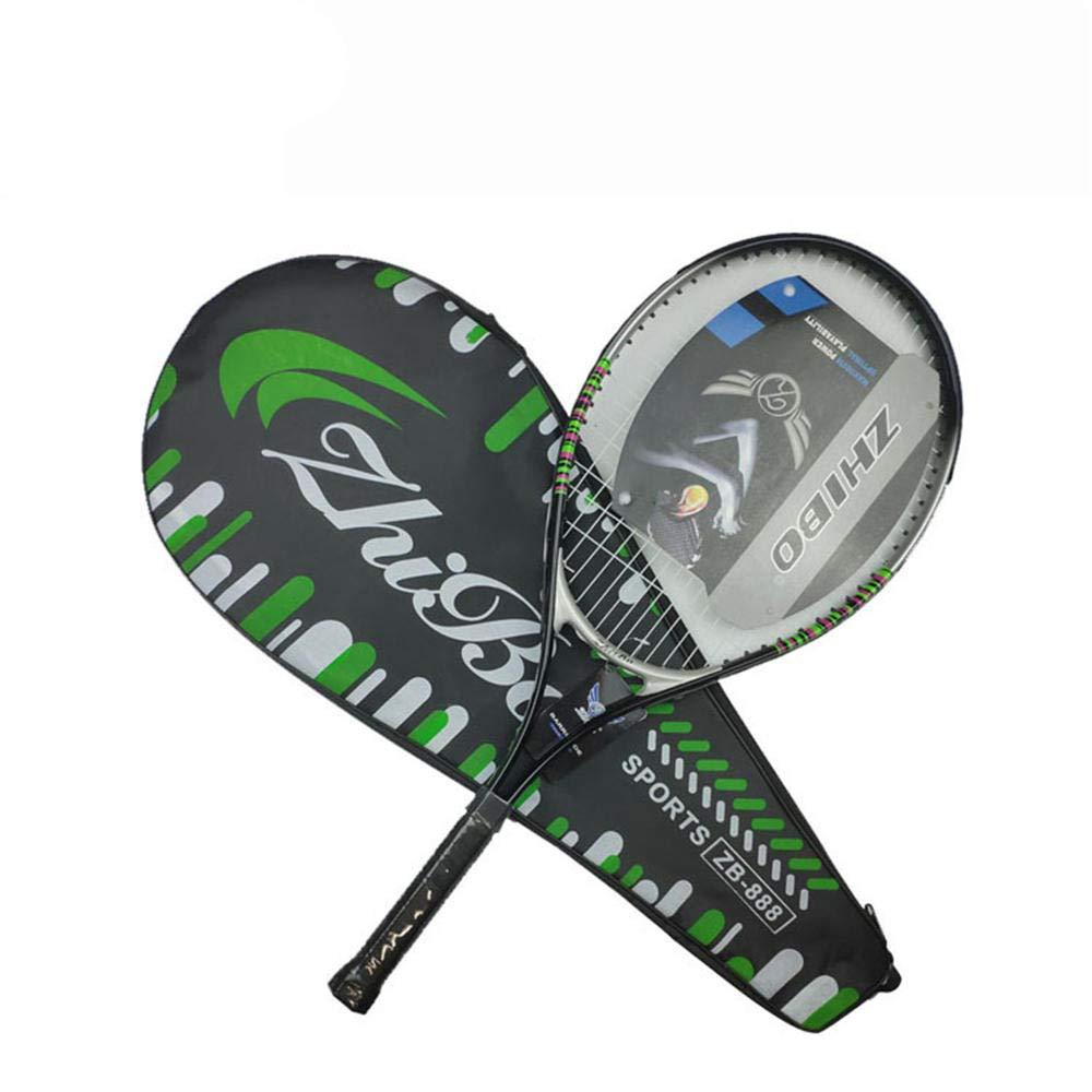 ZKDY Raqueta De Tenis Junior Training Aleación Práctica Raqueta De ...
