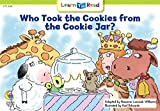 Who Took the Cookies from the Cookie Jar?, Rozanne Lanczak Williams, 0916119874