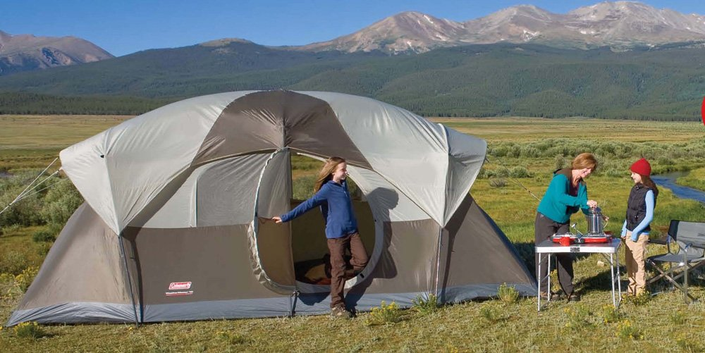 Coleman WeatherMaster 10-Person Tent by Coleman (Image #5)
