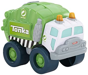 Tonka 06289 My First Wobble - Ruedas para Carro de Basura: Amazon.es: Juguetes y juegos