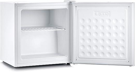 Severin GB 8882 - Mini-congelador, 32 l, 116.8 kWh/año, blanco ...