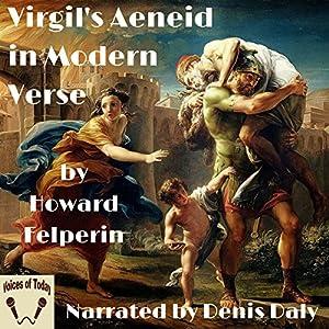 Virgil's Aeneid in Modern Verse Audiobook