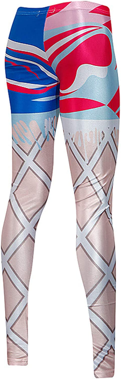 NIGHTMARE Pantalones de Yoga de Cintura Alta, Control de Barriga, Mallas de Entrenamiento para Correr para Mujer, Pantalones Deportivos Ajustados, Mallas de Entrenamiento