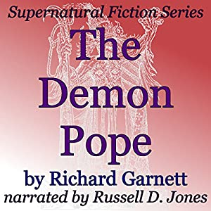The Demon Pope Audiobook