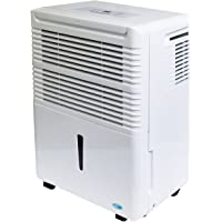 PerfectAire PAD50 50 Pint Digital Energy Star Dehumidifier with Timer