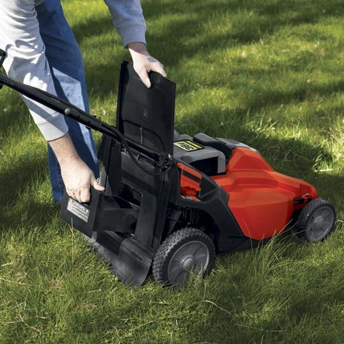 Black and Decker CM1936 Cordless Electric Lawn Mower Review