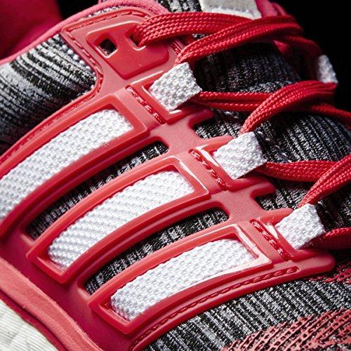 adidas energy boost 3 w - Zapatillas de running para Mujer, Rosa - (ROSBAS/FTWBLA/NEGBAS) 43 1/3