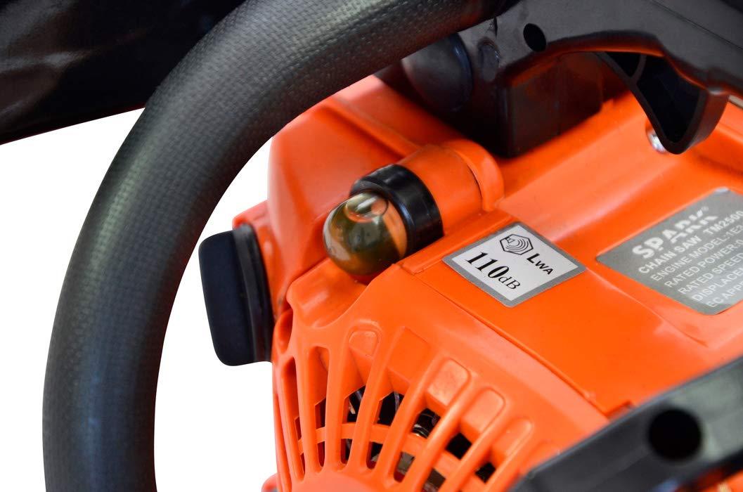 Motosega a benzina 25cc con lama da 30 cm