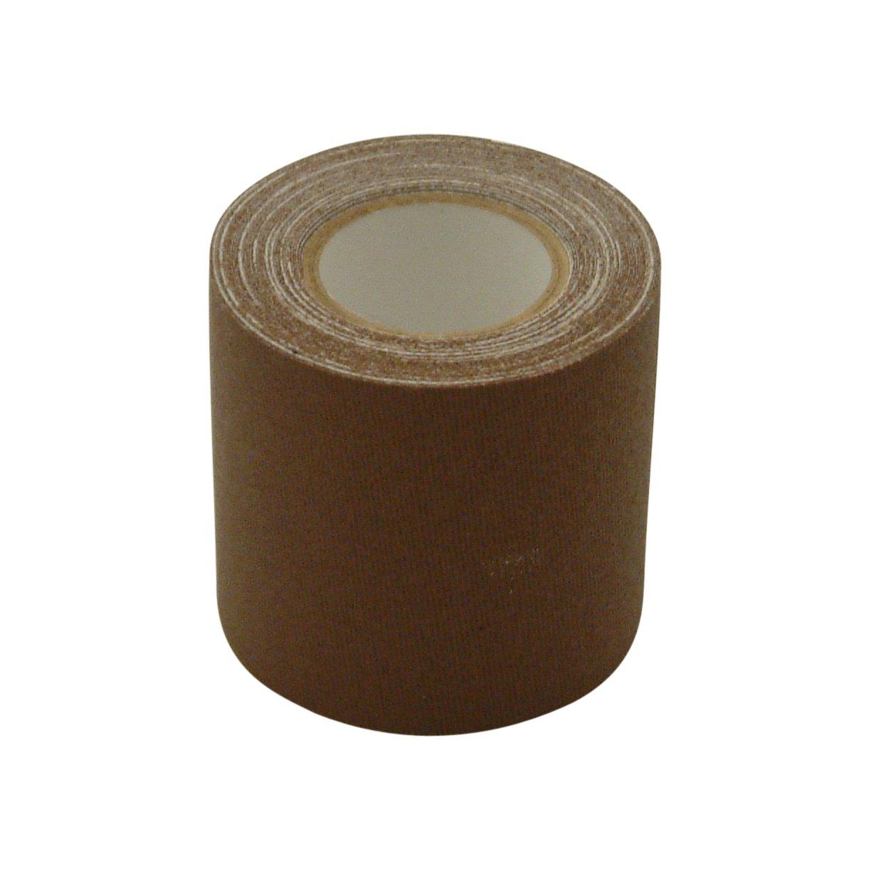 JVCC Repair-1 - Nastro per riparazioni in pelle e vinile (nastro adesivo)., rosso, REPAIR-1/BUR35