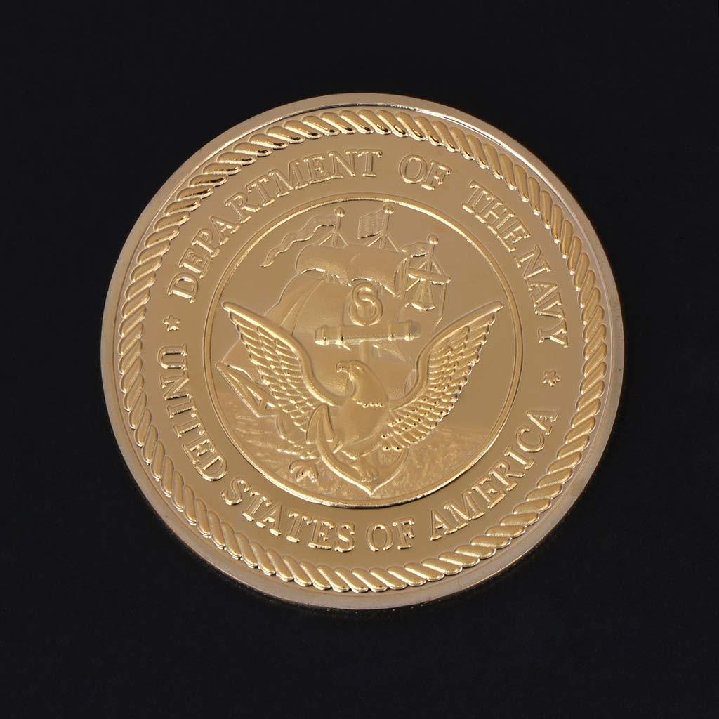 Moneda Conmemorativa de Yiyilam Delta Force American Army Team Colecci/ón Arts Gifts Souvenir Regalo de cumplea/ños la Mejor opci/ón para Sus Amigos como Navidad A/ño Nuevo