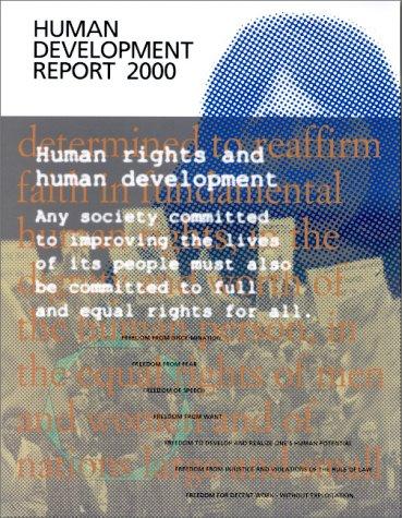 Human Development Report, 2000