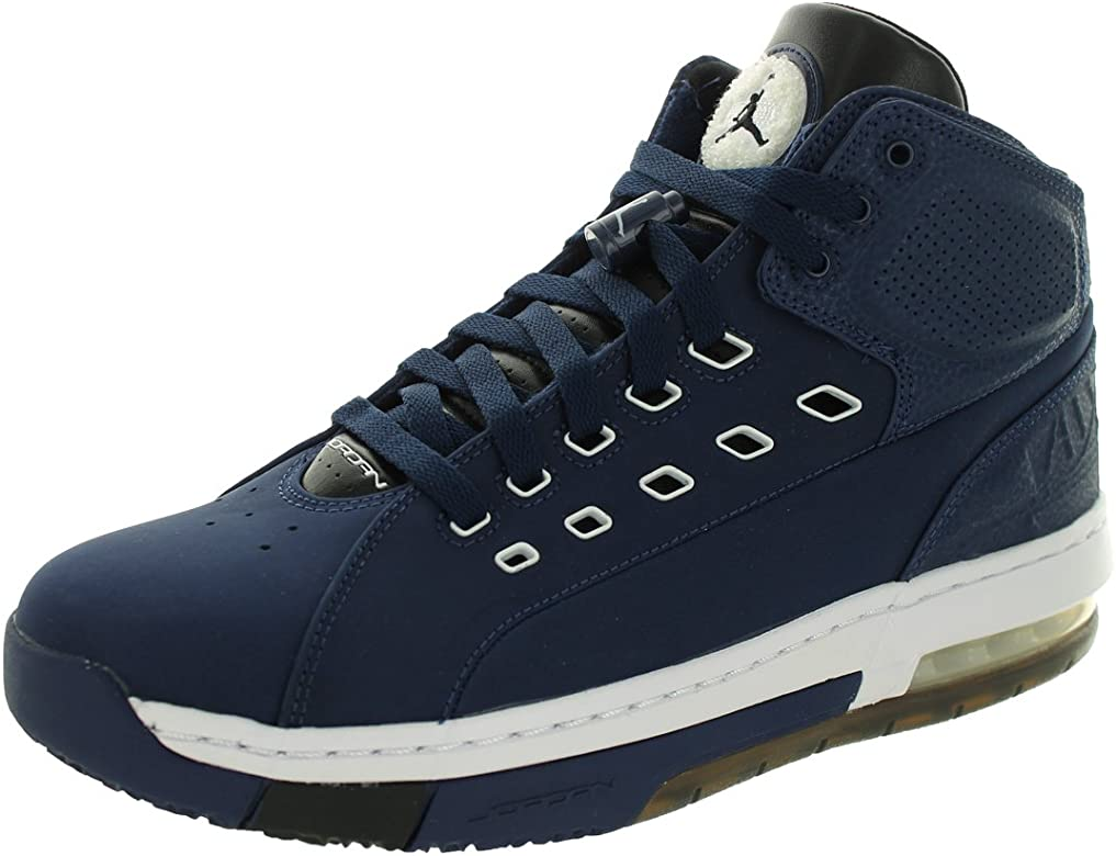 8ec0cd25ba1 Amazon.com | Jordan Air Ol'School Men's Basketball Shoes (8.5 M US ...