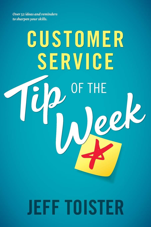 Customer Service Tip Week reminders product image