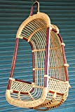 Bamboo Cane Swing Chair For Indoor And Outdoor