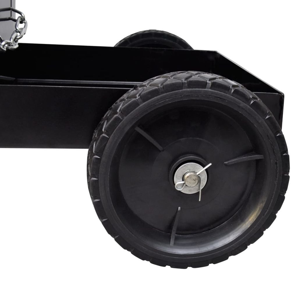 vidaXL Welder Trolley 3-Shelf Heavy Duty Welding Cart Workshop Organizer - - Amazon.com