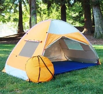 Pop up Family Cabana Tent Sun Wind Shelter Beach Tent & Amazon.com: Pop up Family Cabana Tent Sun Wind Shelter Beach Tent ...