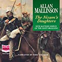 The Nizam's Daughters: Matthew Hervey, Book 2 Audiobook by Allan Mallinson Narrated by Errick Graham