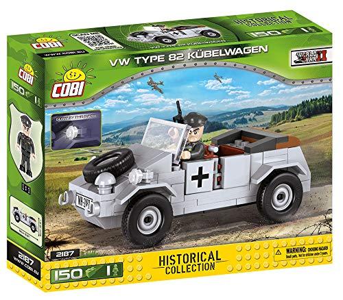 (COBI Small Army Kubelwagen Type 82 Vehicle Building Kit )