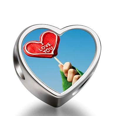 Pulsera de perlas de plata de ley cuenta para pulsera Love ...