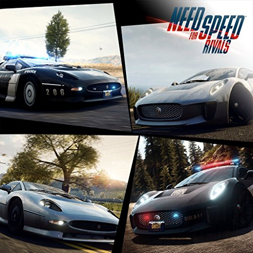 Amazon.com: <b>Need</b> For <b>Speed Rivals</b>: Simply Jaguar Complete Pack ...