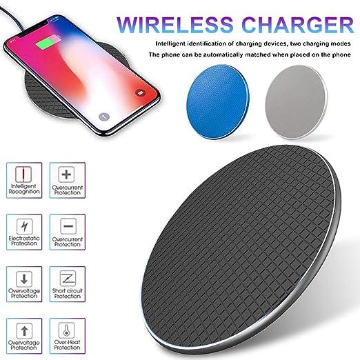 SOWLFE - Cargador inalámbrico para iPhone 8P, XR, Xiaomi 9 ...