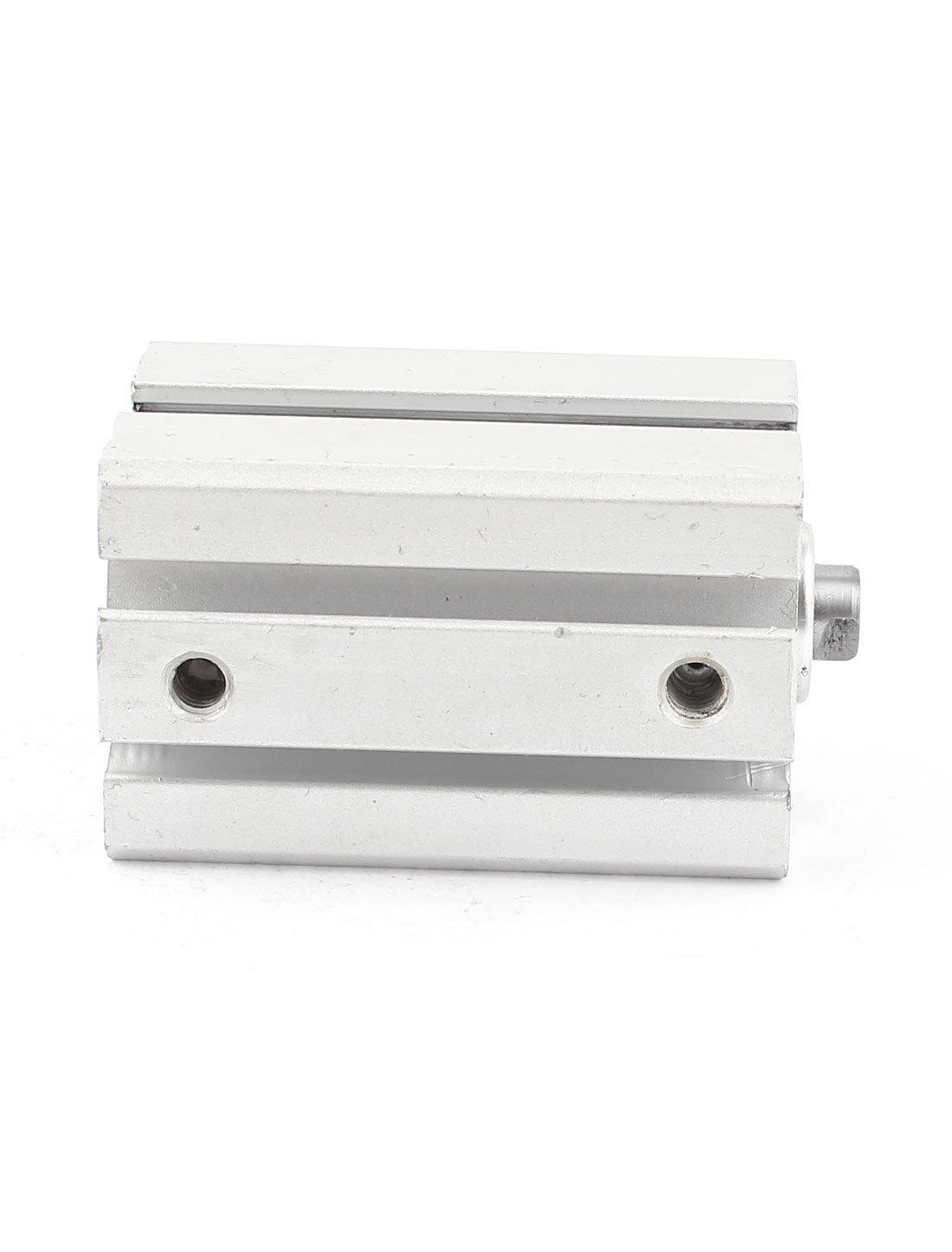V/ástago simple SDA 20 x 10 de doble acci/ón Cilindro neum/ático