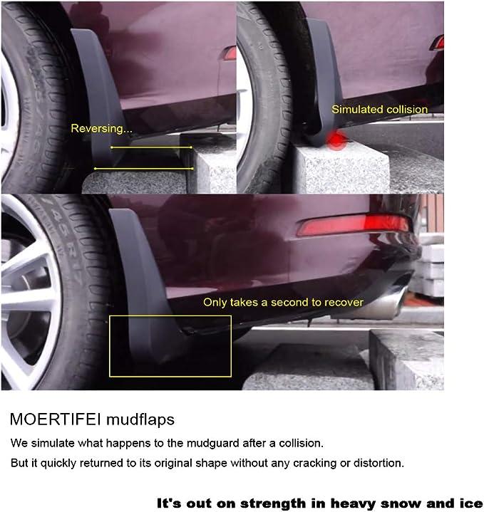 4pc For Chevrolet Trax 2014-2018 Car ABS Mud Flaps Splash Guard Mudguard Fender